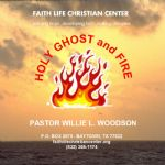 Holy Ghost and Fire